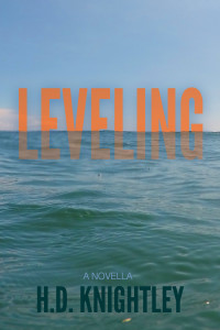 leveling better finish orange font half submerged